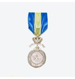 Médaille d'Argent de l'Ordre de L'Etoile Africaine