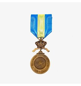 Bronze Medal in the Order of the African Star