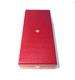 Luxury box Grand Cross Order of the Crown