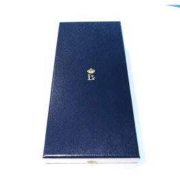 Luxeschrijn Grootkruis Leopold II-orde