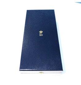 Luxury box Grand Cross Order of Leopold II