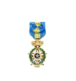 Officier de l'Ordre de L'Etoile Africaine