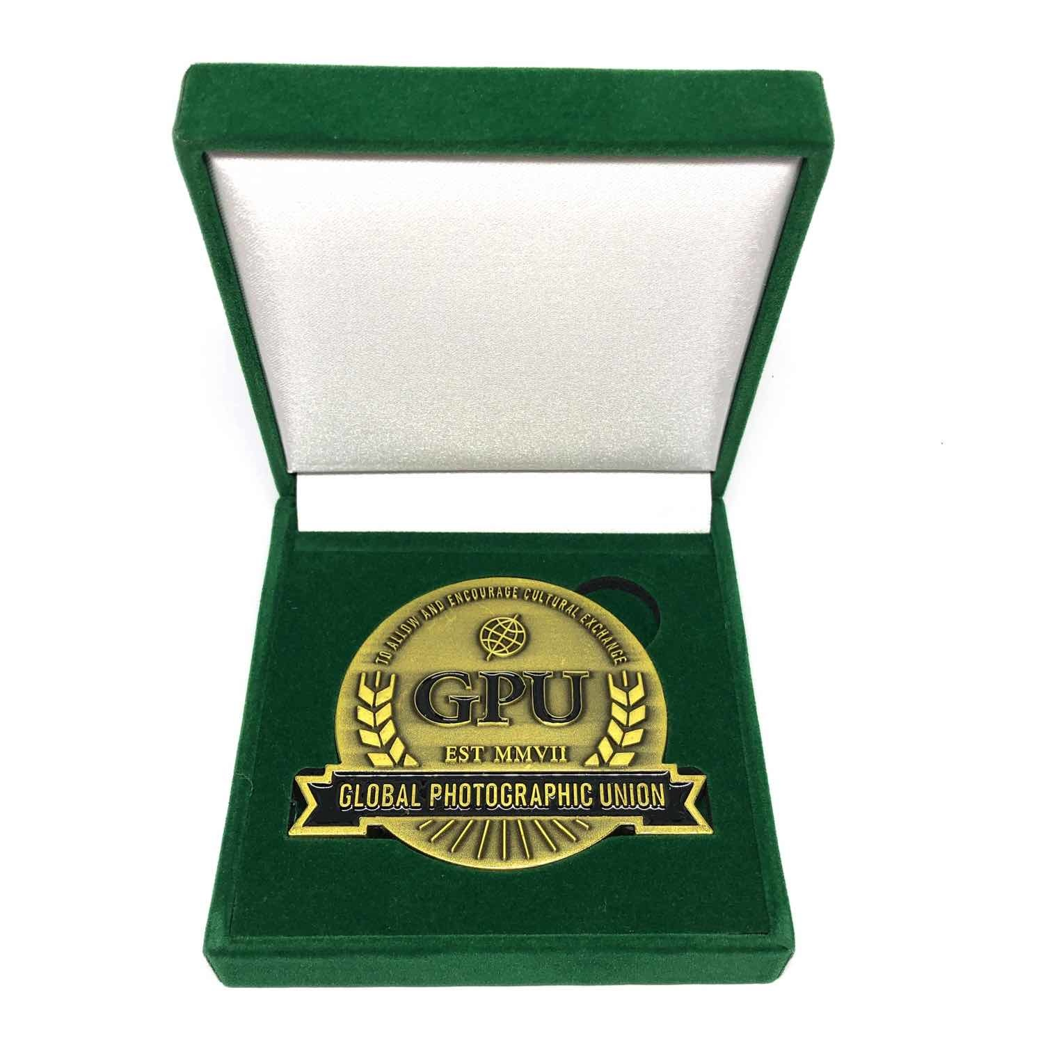 Medaille Global Photographic Union
