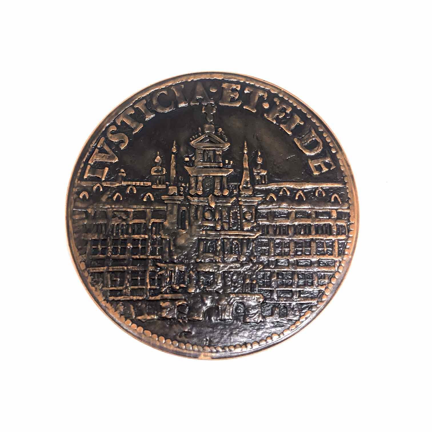 Medaille Bevrijding van Antwerpen