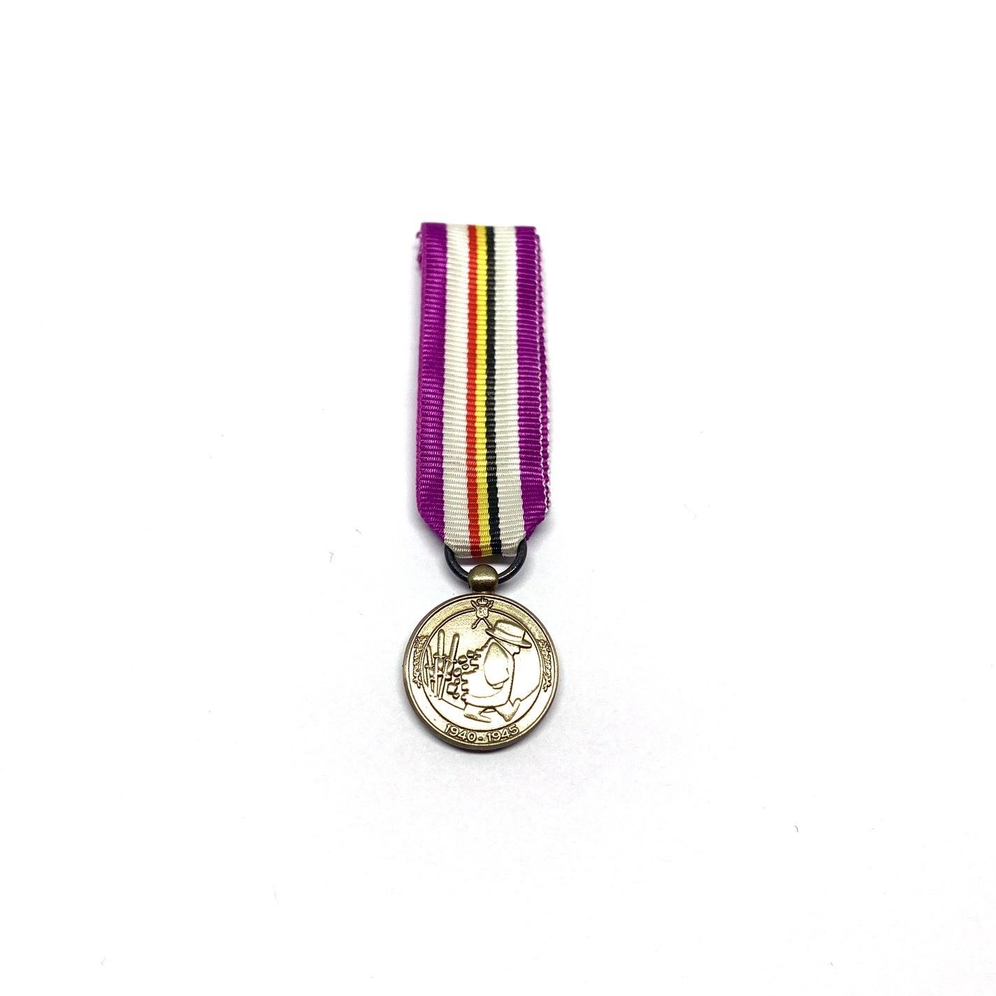 Médaille d'Invalide Civil de la Guerre 1940-1945