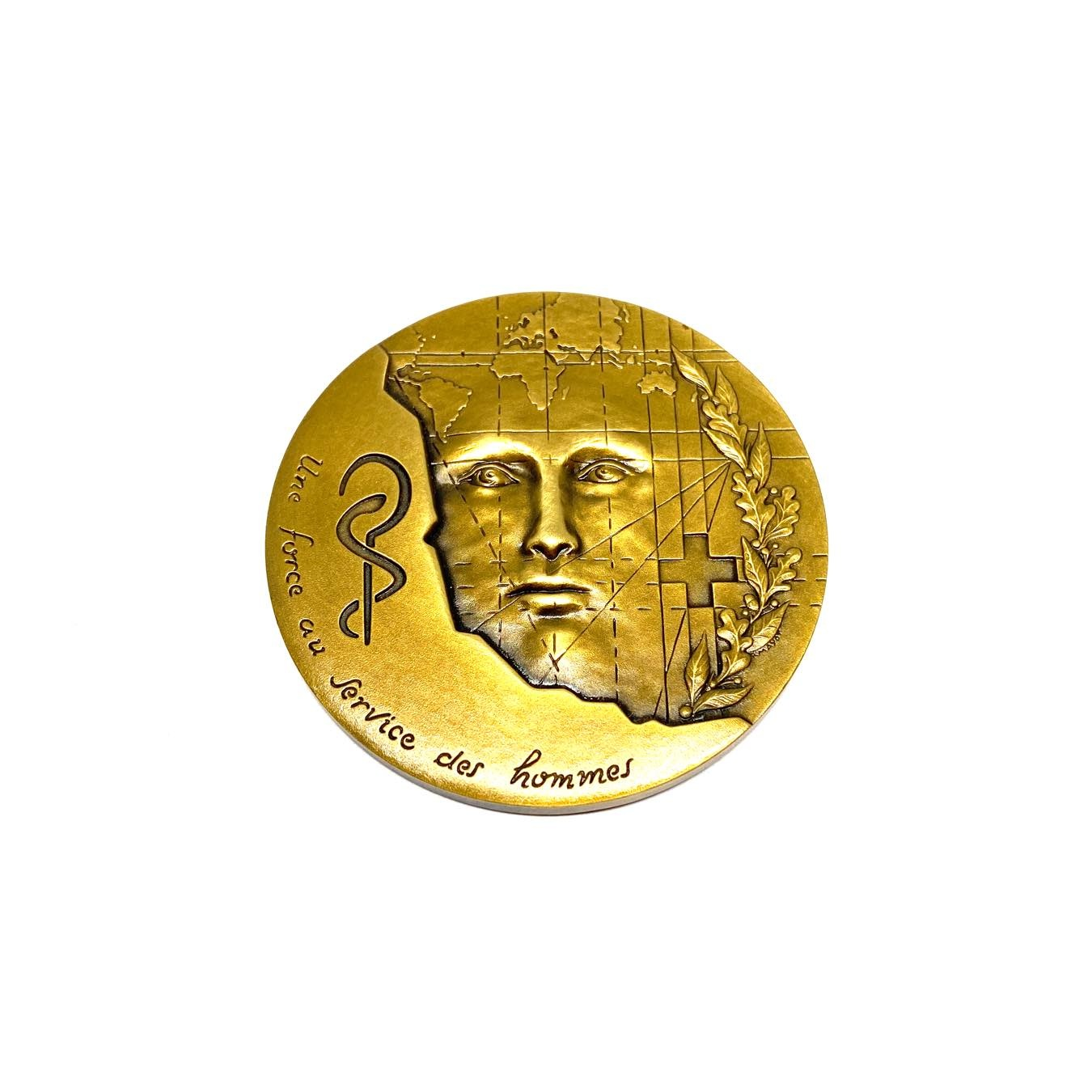 Medaille Service de Santé des Armées