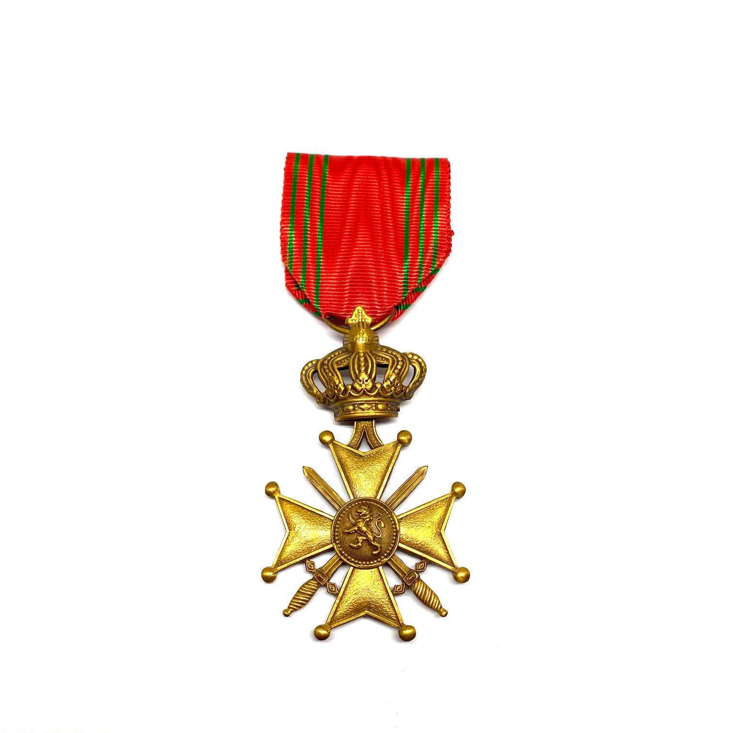 Ereteken Oorlogskruis 1940-1945
