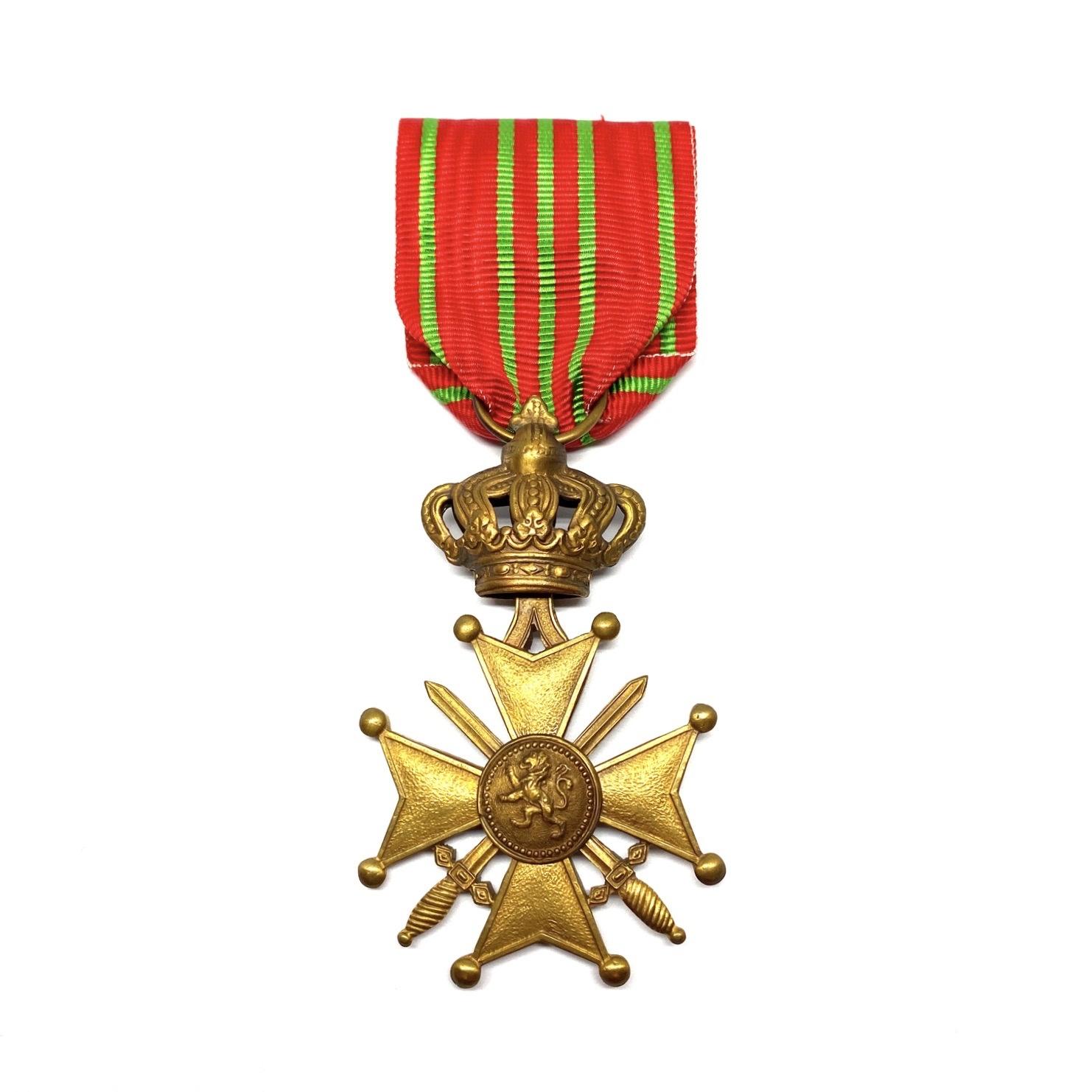Médaille Croix de Guerre 1914-1918