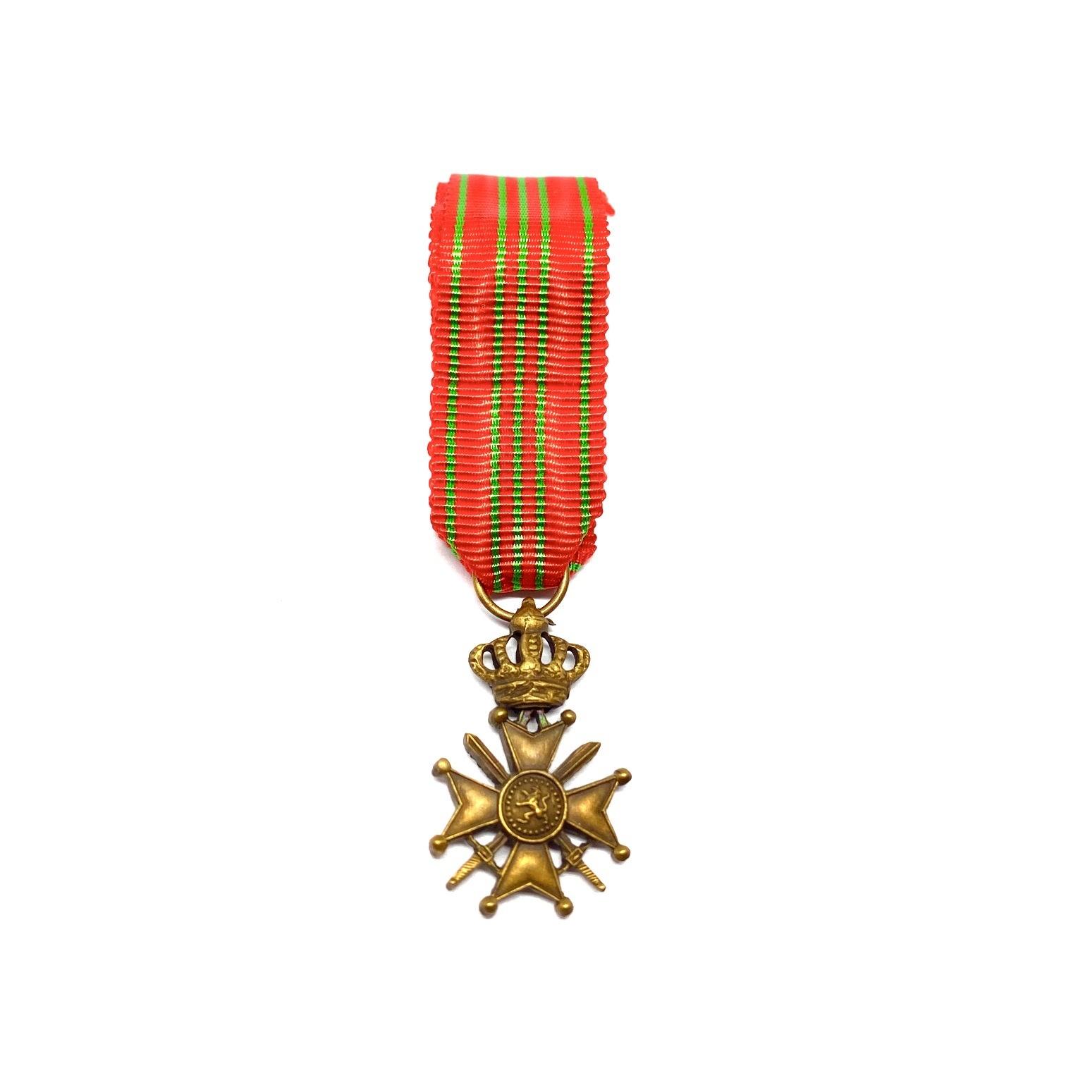 Ereteken Oorlogskruis 1914-1918