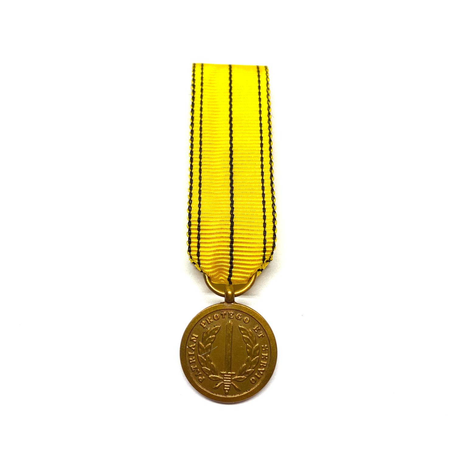 Médaille pour Services Prouvés