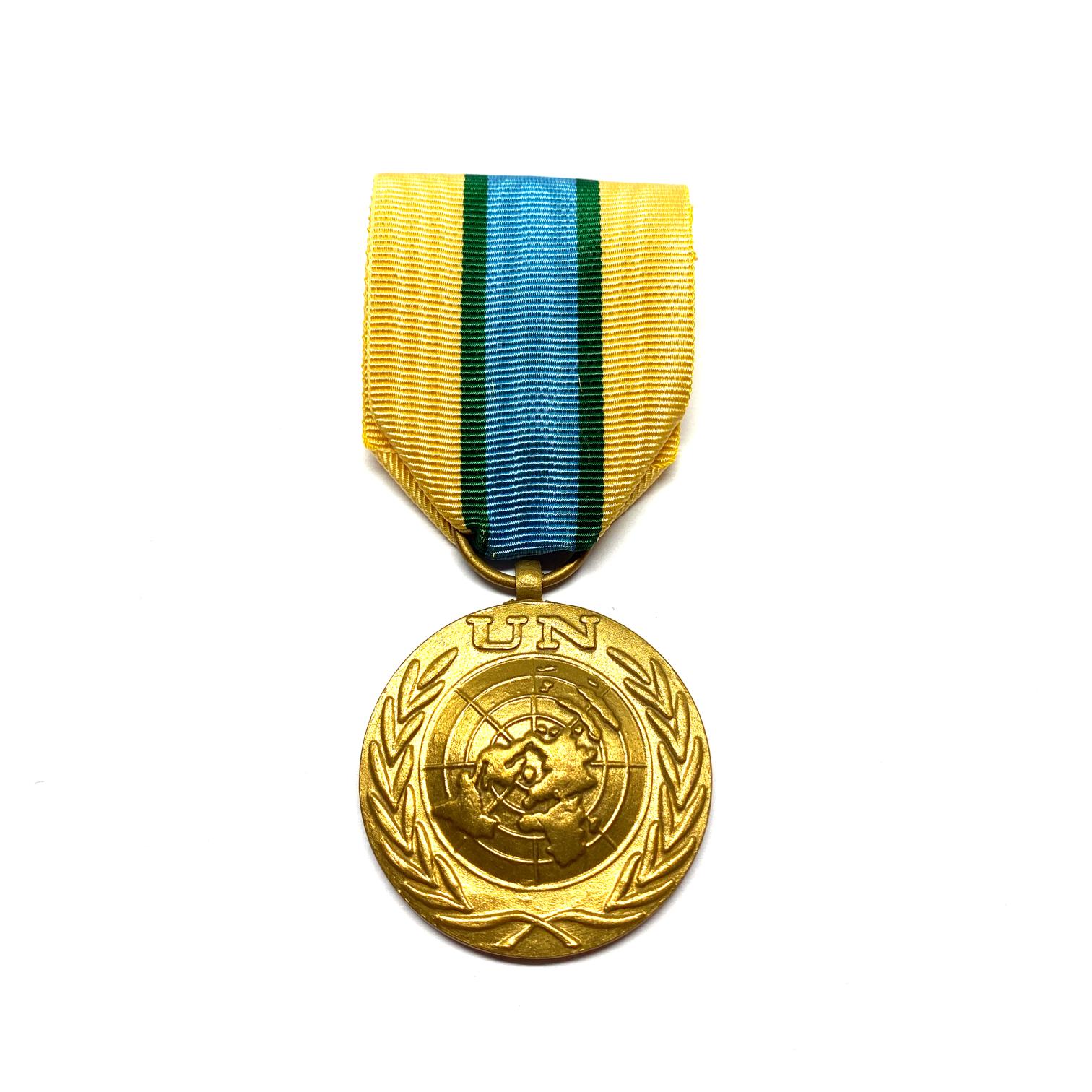 Médaille ONU - Somalie