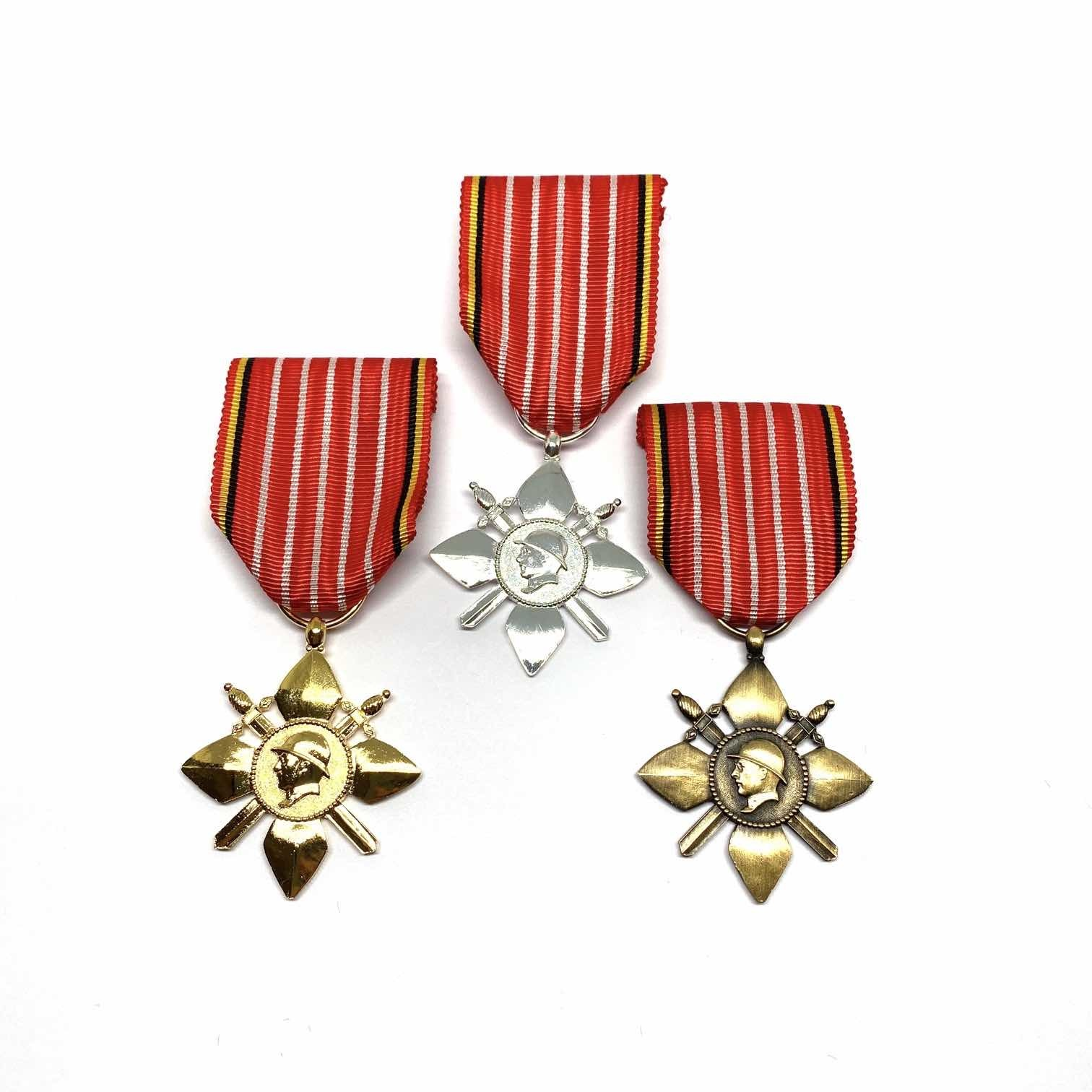 Croix Reconnaissance Vétérans Albert 1er