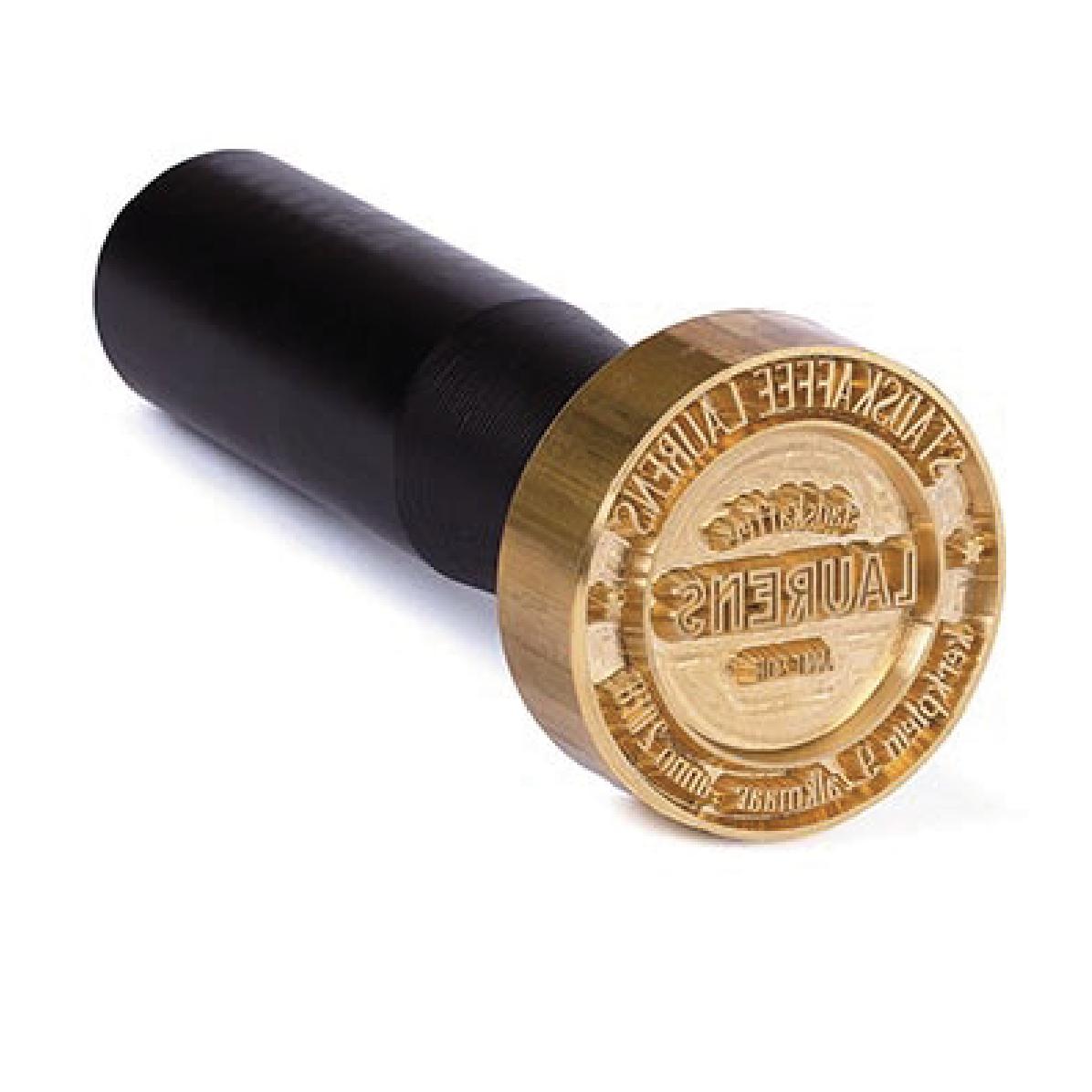 Cachet ronde pour la céramique ø50 mm