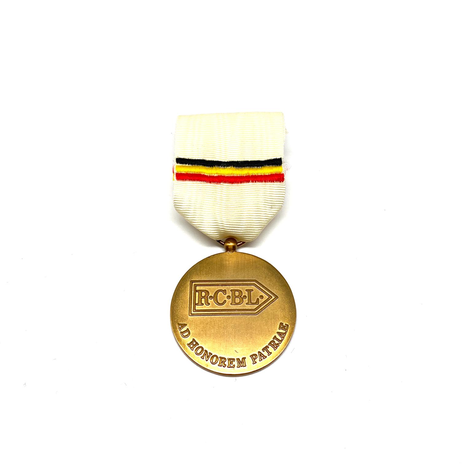 Médaille du Centre de Recrutement de l'Armée Belge