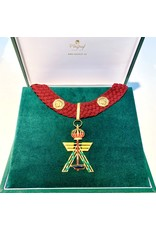 Décoration Doyen d'Honneur du Travail