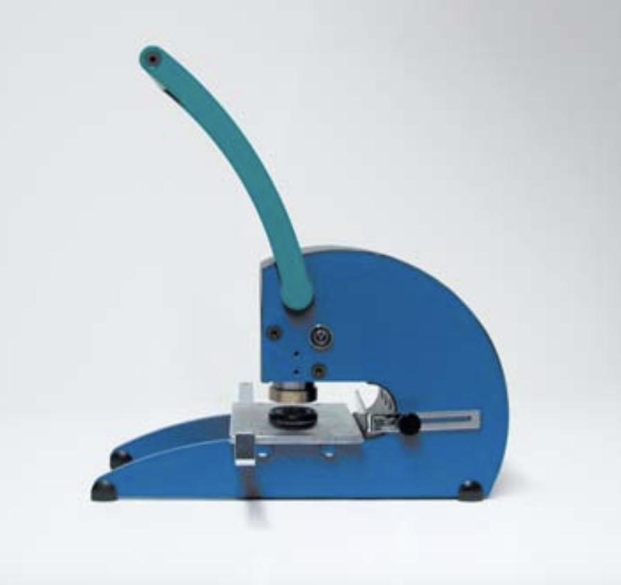 Pernuma Perfoset II/P blinddrukstempel ø 75 mm