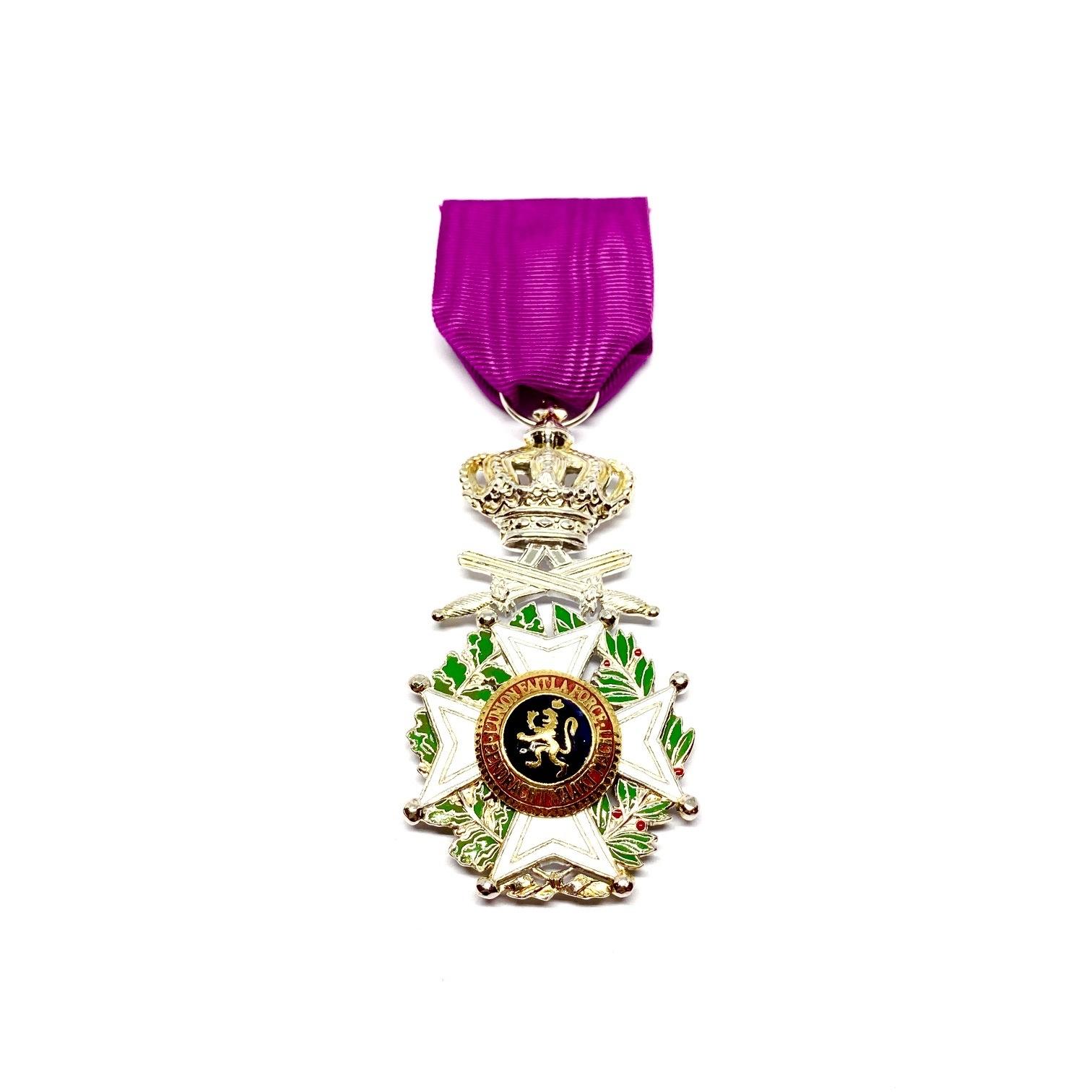 Chevalier de l'Ordre de Léopold Militaire