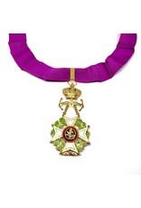 Commandeur de l'Orde de Léopold Maritime