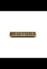 Baret Abyssinie voor oorlogseretekens