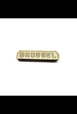 Bar Brussel for war medals