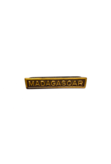 Baret Madagascar voor oorlogseretekens