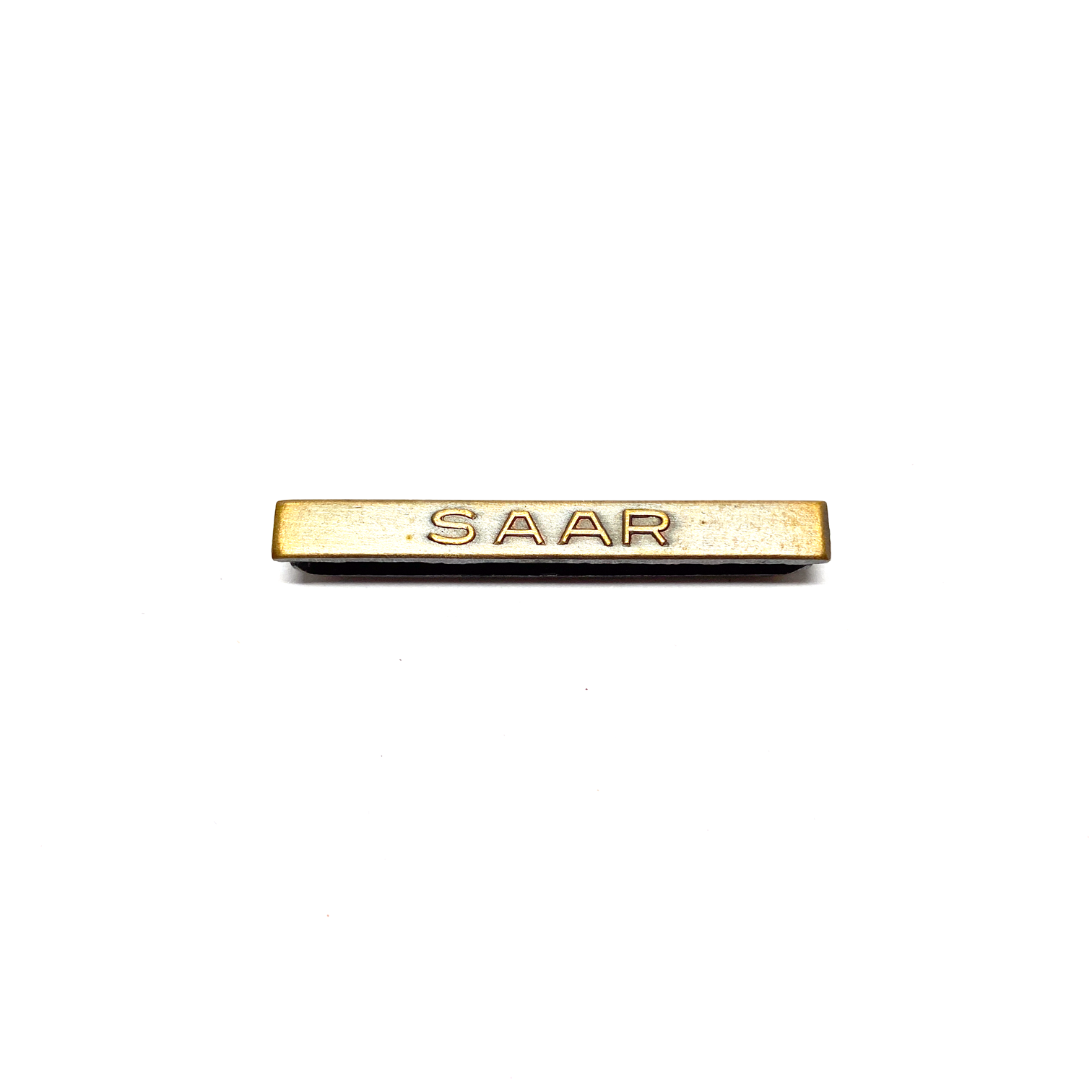 Bar Saar for war medals