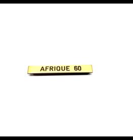 Barrette Afrique 60
