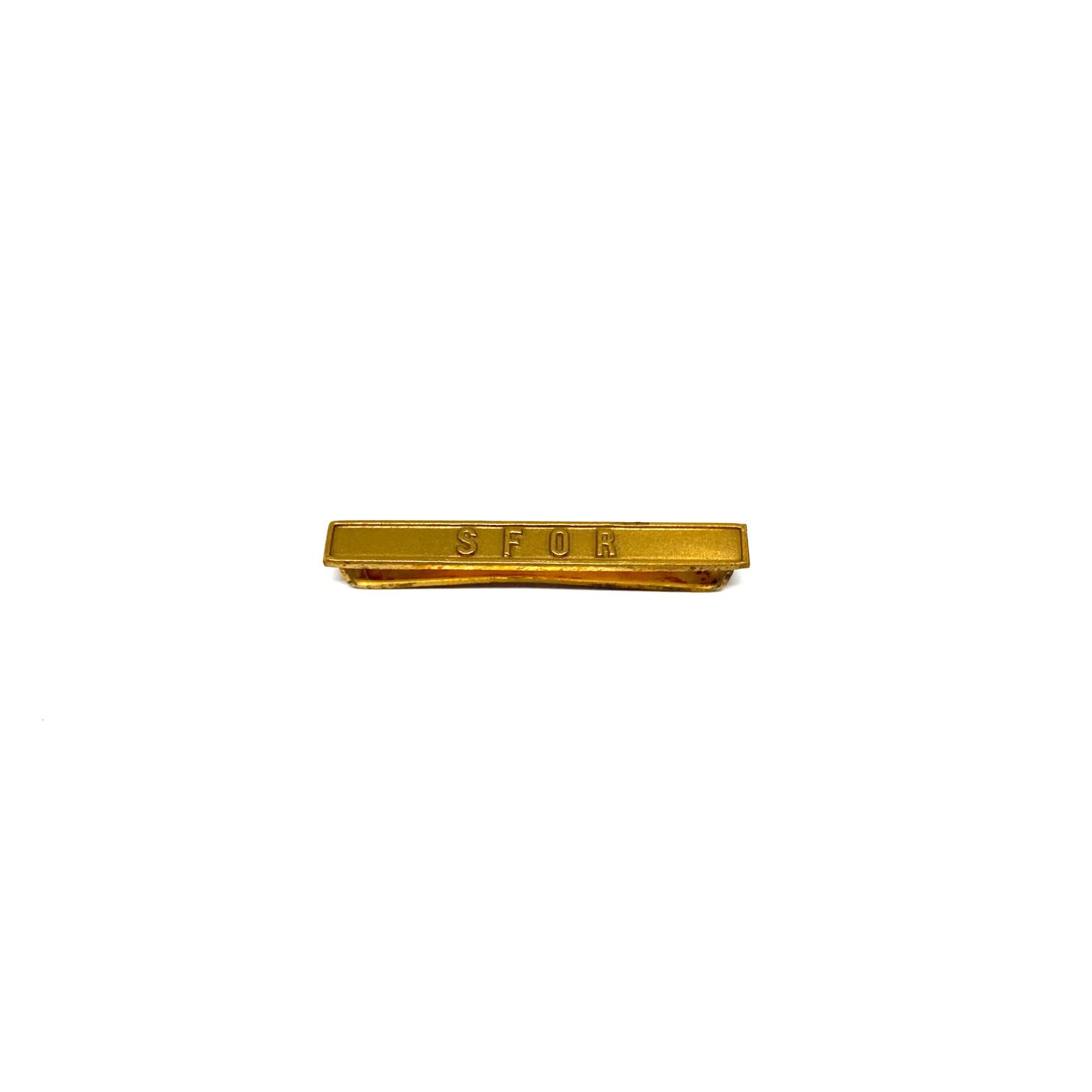 Bar SFOR for military medals