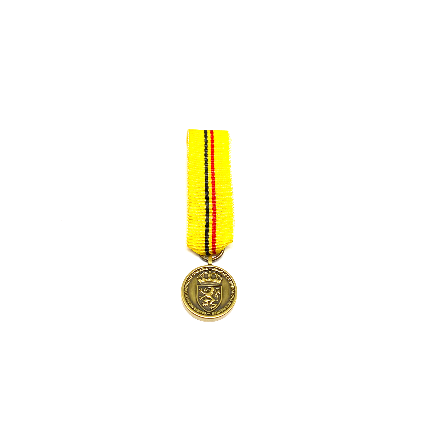 Commemorative Medal for Internal Operations or Missions