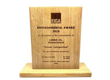Awards en bois