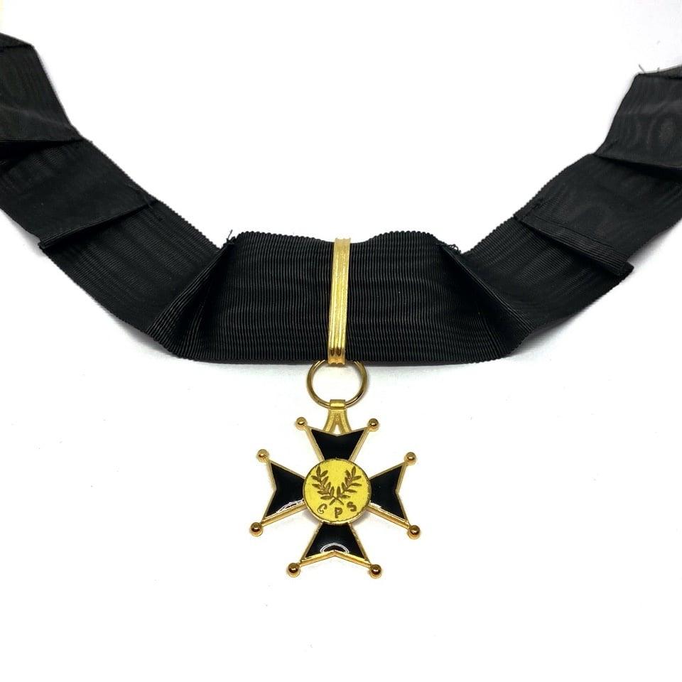 Ereteken ULB - Ordre du Laurier