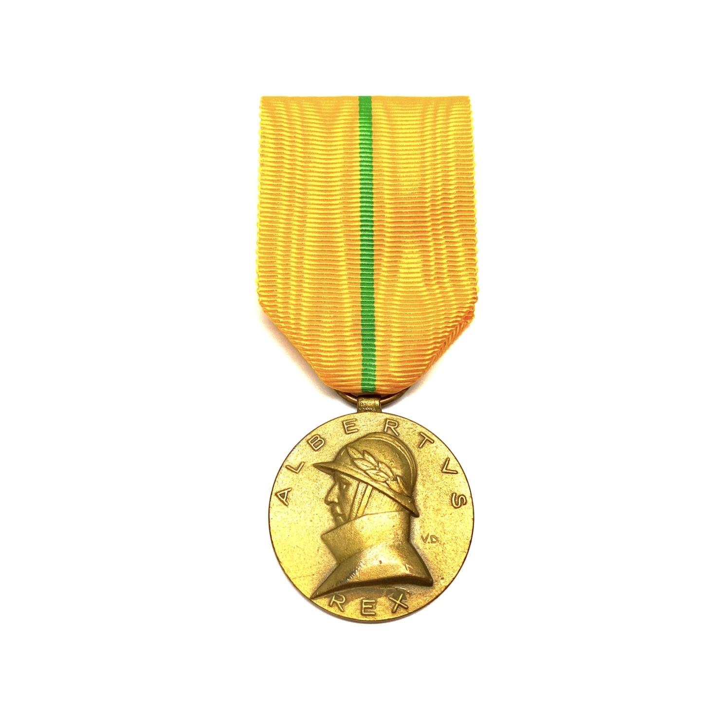 Commemorative medal Albert I