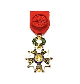 Officer in the Legion of Honour (Légion d'Honneur)