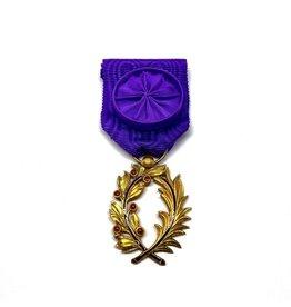 Officier Ordre Palmes Académiques