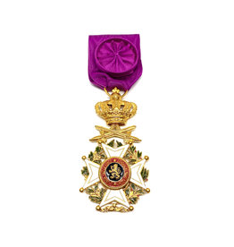 Officer Order of Leopold Military
