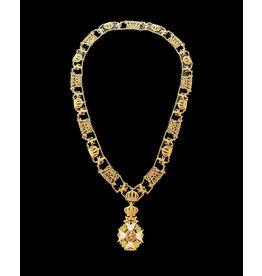 Collar Order of Leopold Civil silver