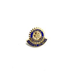 Pin's Rotary Charter Member