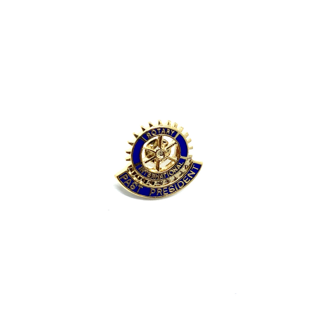 Pin's Rotary Past President