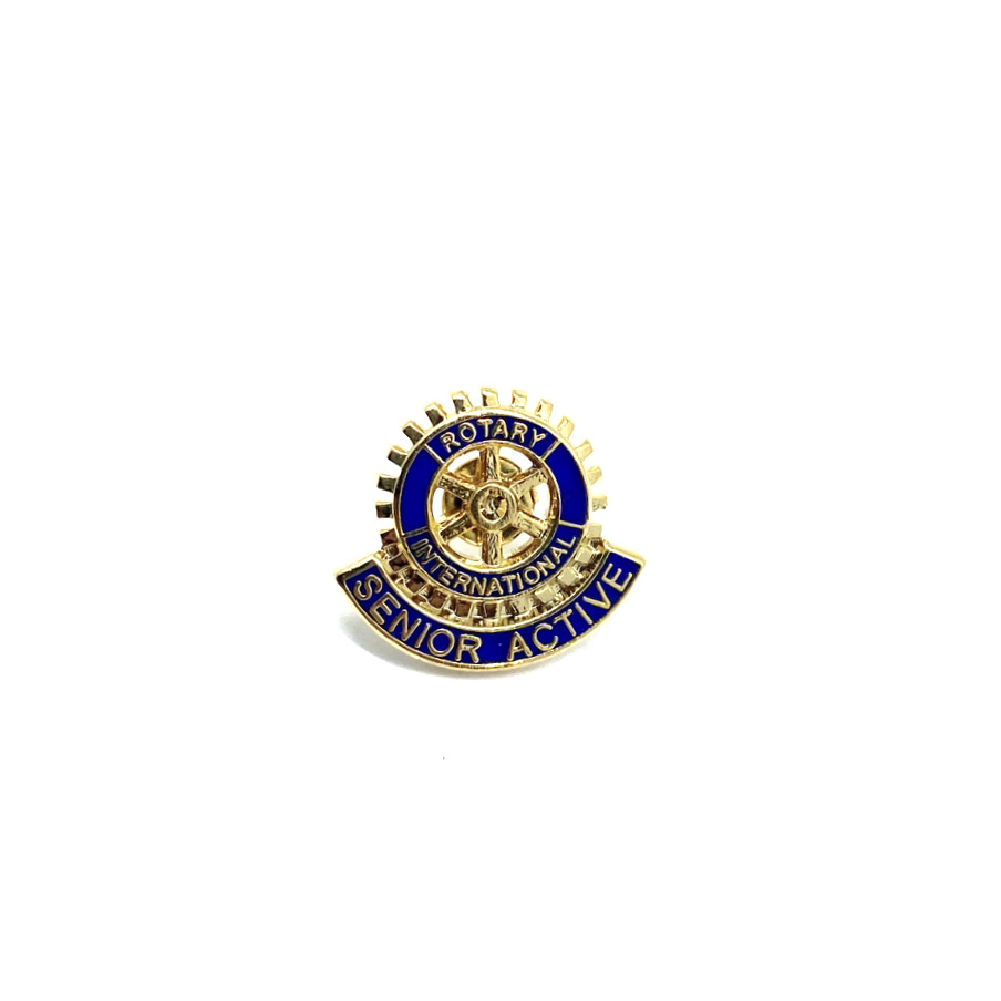 Pin's Rotary Senior Active