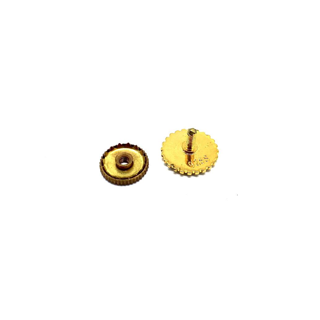 Pin Rotary Past President zilver + briljant 0.04 ct