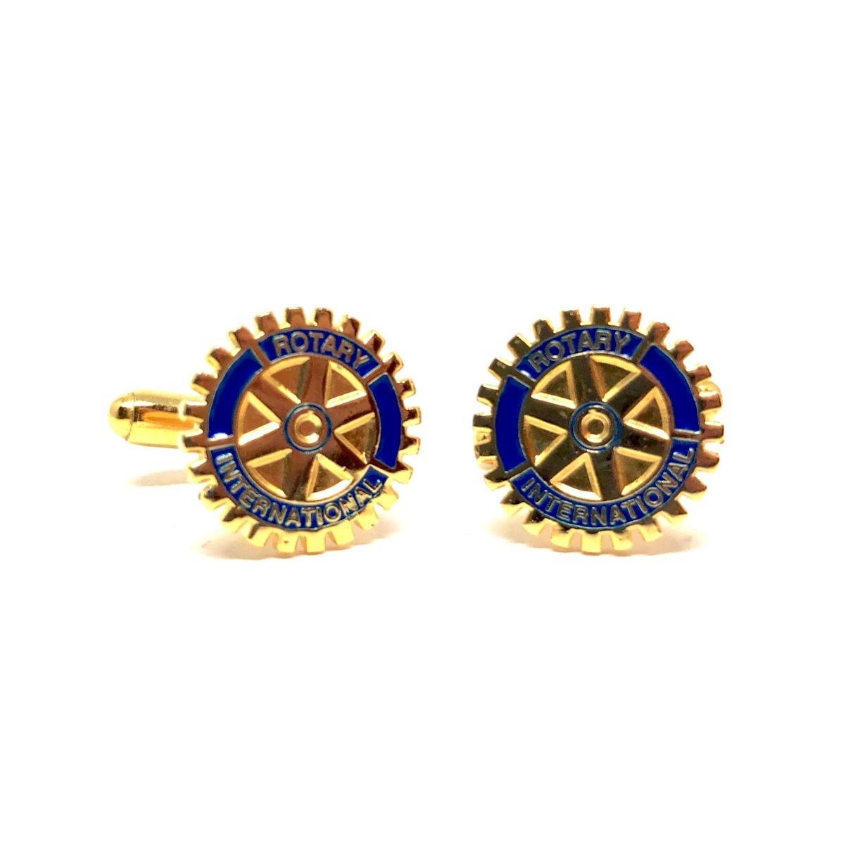 Boutons de manchette Rotary