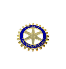 Embleem Rotary 50 mm