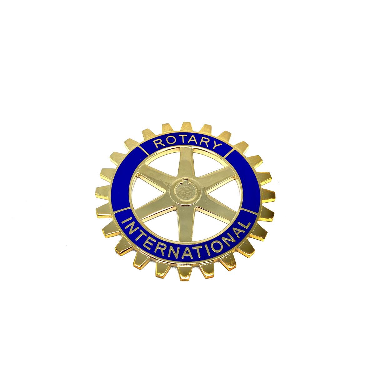Emblème Rotary 50 mm
