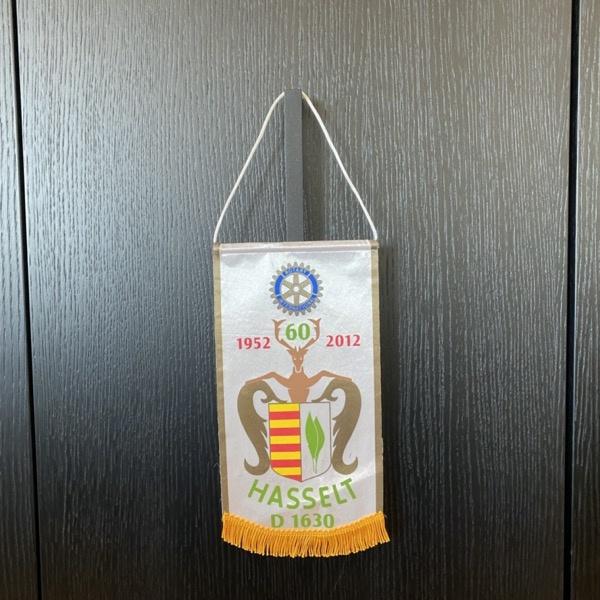 Fanion Rotary Hasselt