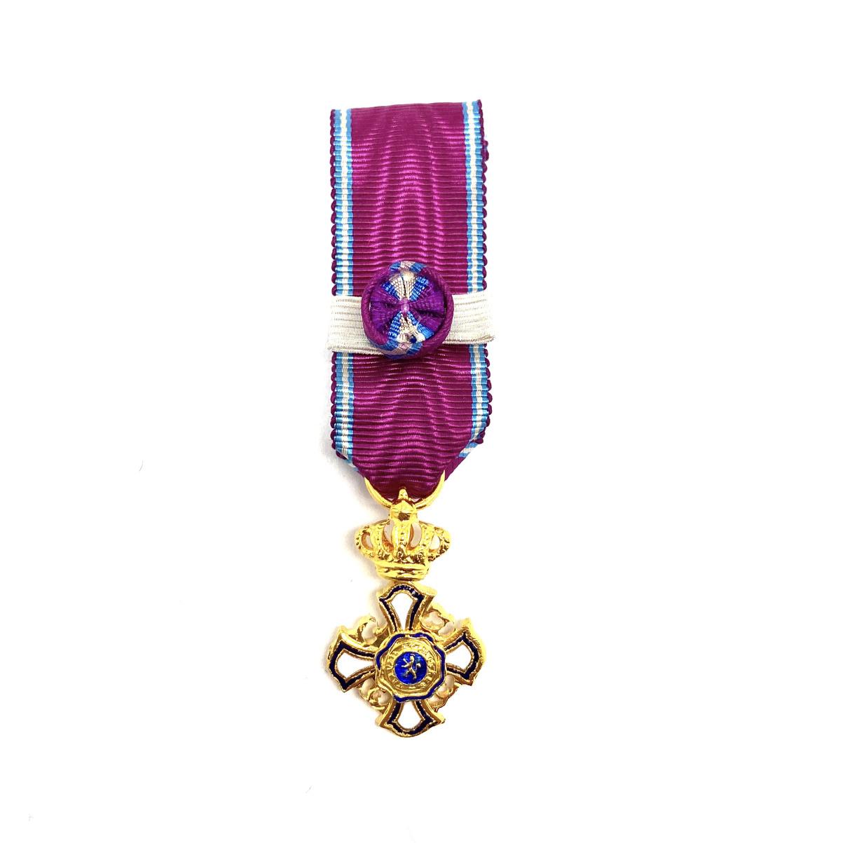 Commandeur in de Koninklijke Orde van de Leeuw