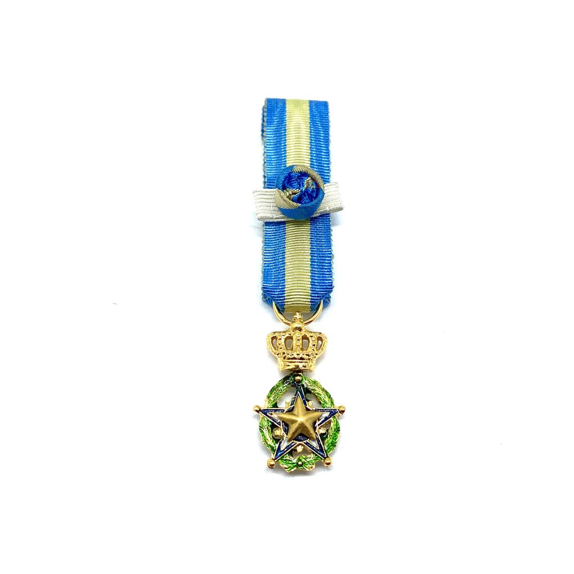 Commandeur de l'Ordre de l'Étoile Africaine