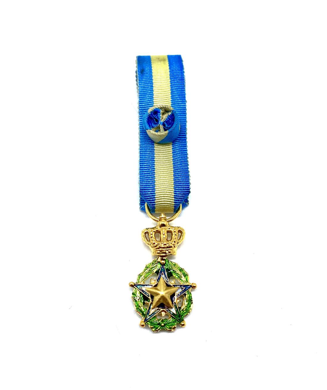 Officier de l'Ordre de l'Étoile Africaine
