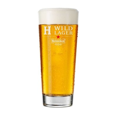 Wild Lager Glasses (6 PCS)