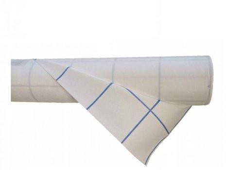 Spinvlies 1,5 x 25 meter - 3 laags