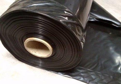 Landbouwplastic zwart 50 x 7 meter